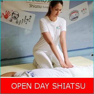 OPEN DAY SHIATSU